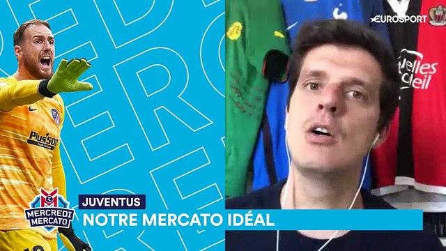 Avec 250 millions d'euros, voici le mercato idéal de la Juventus