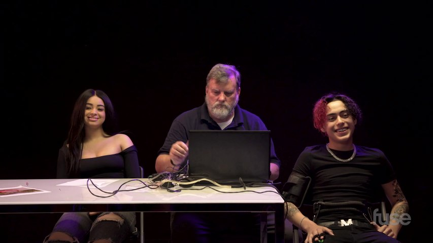 Suigeneris & His Ex Girlfriend Take A Lie Detector Test: Does He Miss Their Relationship?
