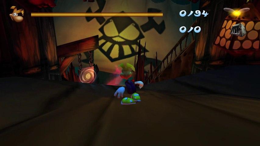 MortaLet's Play - Rayman 2 The Great Escape (PC) [Partie 21 : Le Vaisseau-Prison]