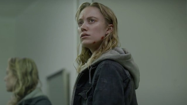 Exclusive: Maika Monroe Is Haunted by a Tech-Savvy Tormentor in Clip of Quibi's The Stranger