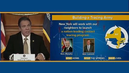 Mike Bloomberg to Lead Cuomo's 'Tracing Army'