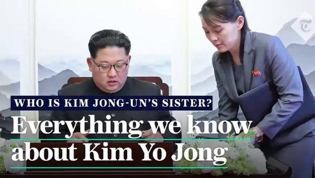 Who is Kim Jong-un's sister? Everything we know about Kim Yo Jong