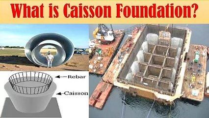 What is Caisson Foundation? | Civil Engg. Q and A