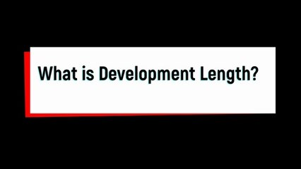 What is development lenght? | Civil Engg. Q and A