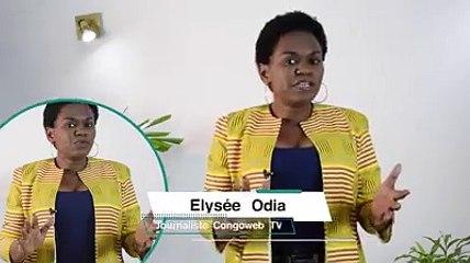 Elysée Oodia, journaliste de Congowebtv insiste sur les mesures de prévention à adopter et à partager autour de soi pour vaincre le #coronavirus.