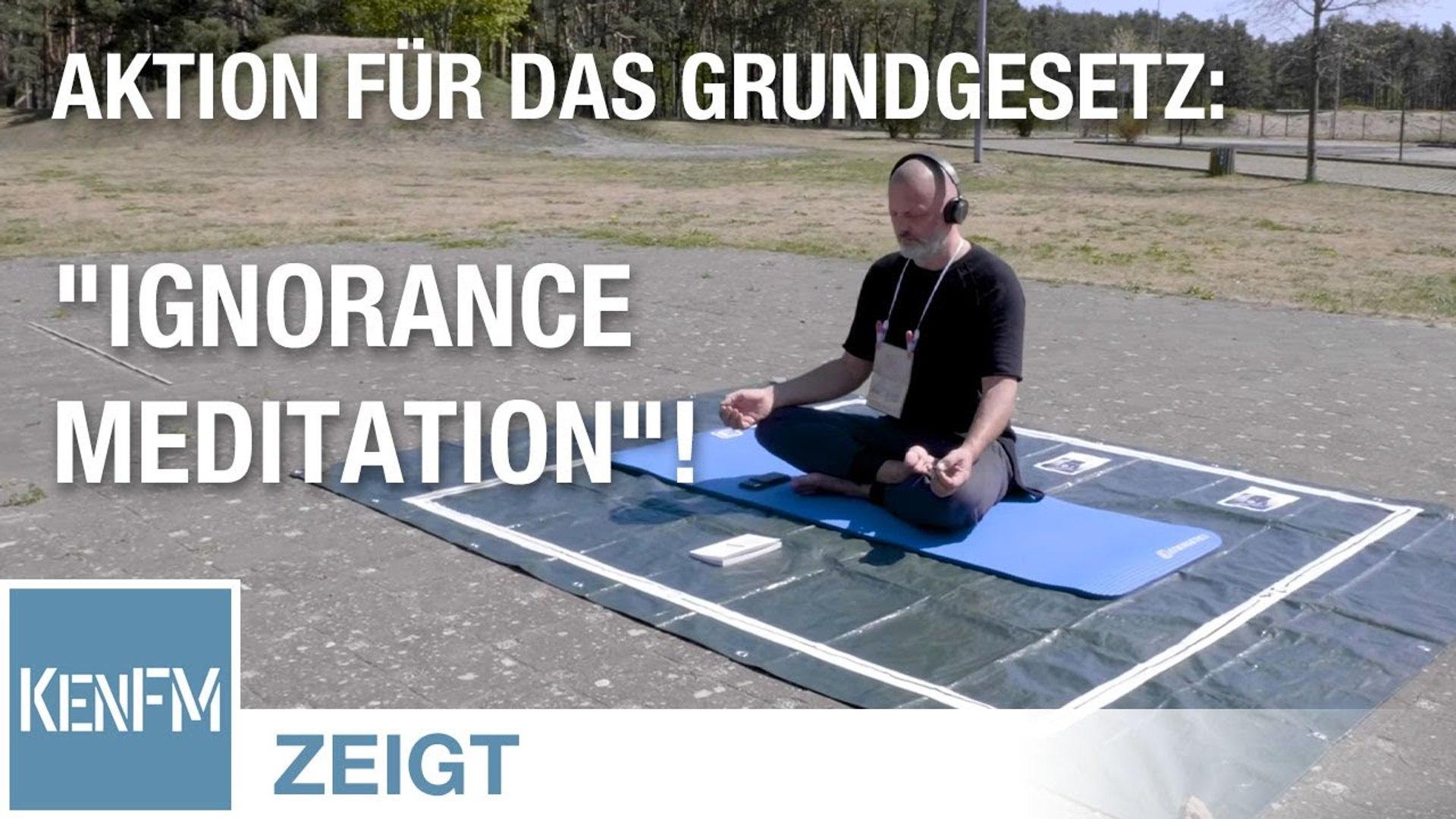 Ignorance Meditation