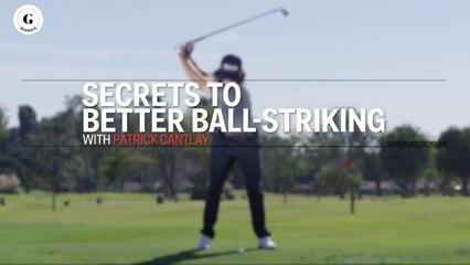 The Secret To Better Ball-Striking