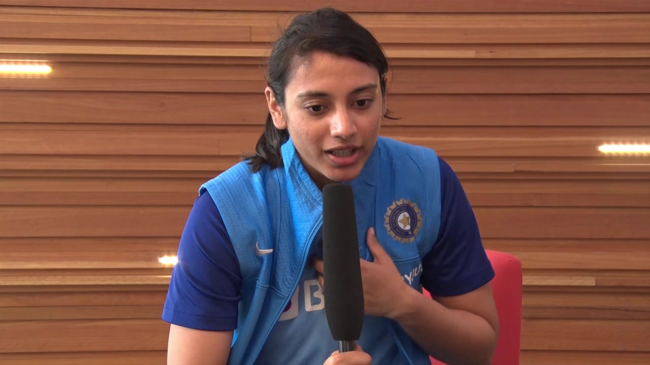 India's Mandhana pre Women's T20 World Cup