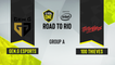 CSGO - 100 Thieves vs. Gen.G Esports [Dust2] Map 2 - ESL One Road to Rio - Group A - NA
