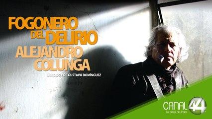 Fogonero del Delirio: Alejandro Colunga