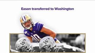 Up Next: Jacob Eason