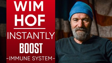 WIM HOF - THE ICEMAN'S GUIDE TO CORONAVIRUS SURVIVAL: HOW TO INSTANTLY BOOST YOUR IMMUNE SYSTEM
