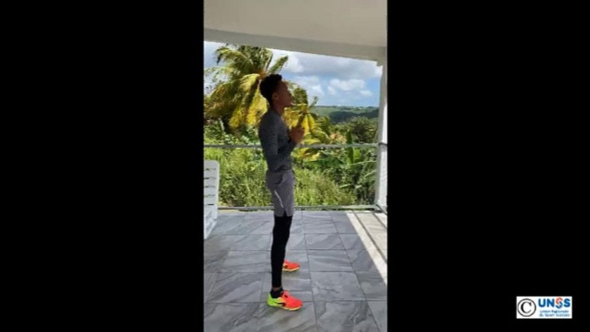 Challenge Garde la forme AS Martinique : Air_squat_2
