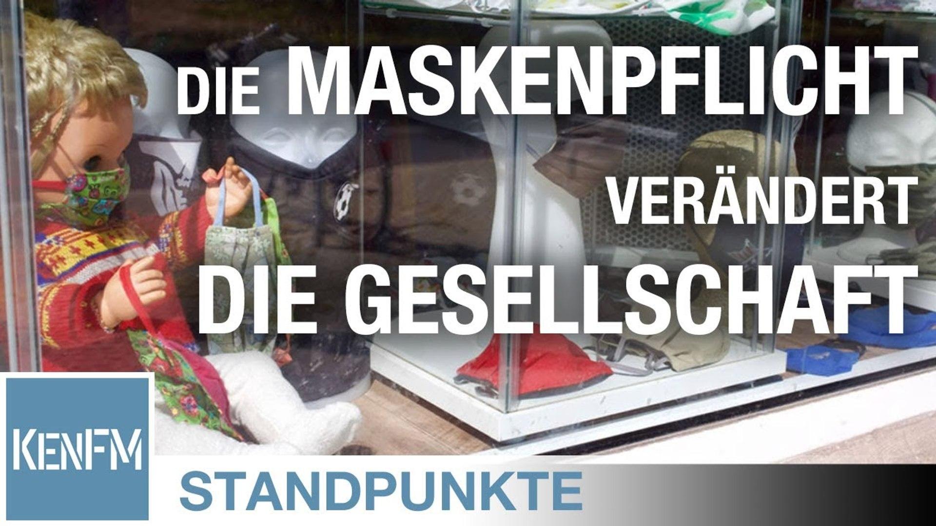 STANDPUNKTE • Die Maskenpflicht verändert das gesellschaftliche Klima