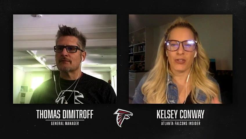 Thomas Dimitroff talks 2020 NFL Draft details | Latest News