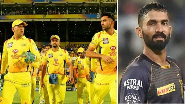 IPL 2020: If CSK Picks Dinesh Karthik Instead Of Dhoni, What Would have Happended