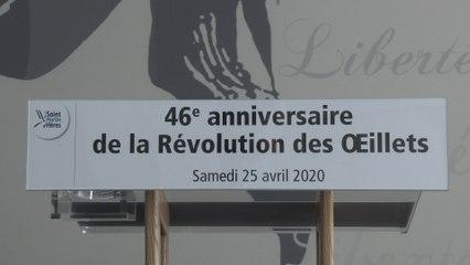 46ème anniversaire  de la Révolution des oeillets