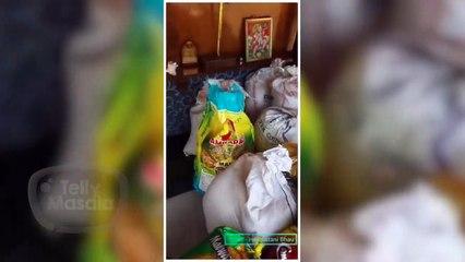 Hindustani Bhau, Paras Chhabra, Mahira Sharma and Ajaz Khan HELPING People In Lockdown