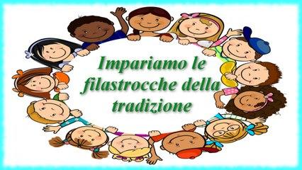 Giulia Parisi - Impariamo le filastrocche della tradizione #Latvdeibambiini