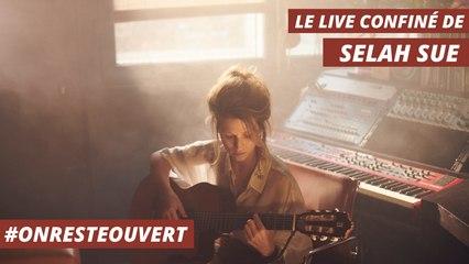 Le live confiné de Selah Sue I On Reste Ouvert