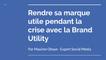 [REPLAY] Webinaire ADICOMACADEMY : Brand utility, apprenez à rendre votre marque utile pendant l'épidémie avec Maxime Okoye