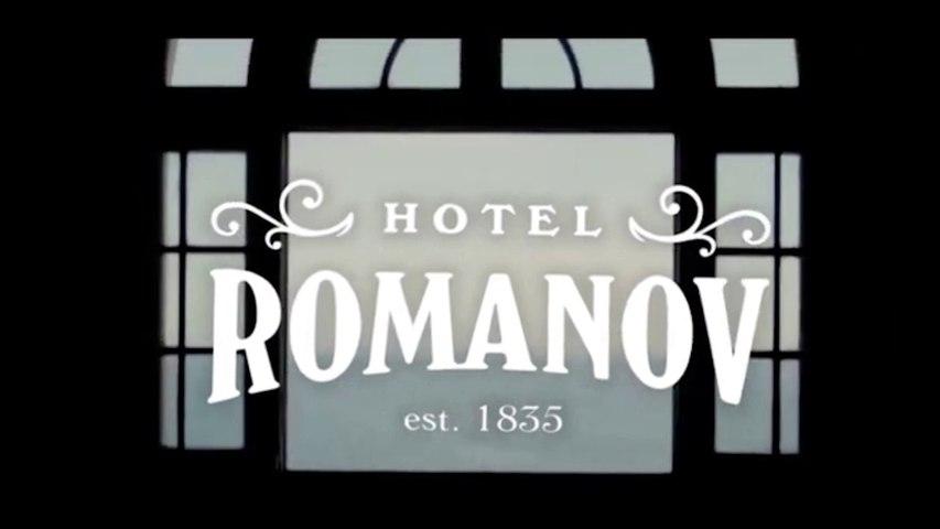 Serializados. Hotel Romanov.
