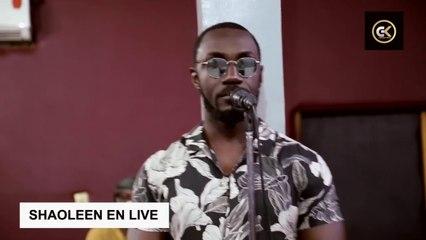 Shaoleen - Live Confiné ( 3 ) Le G.I.T.L Band