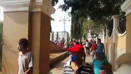 Tensión entre comerciantes y autoridades municipales en Chiquimula