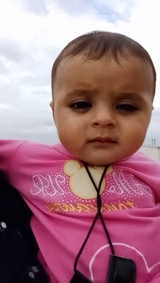 Cute baby video l so cute