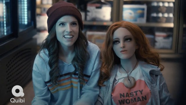 Exclusive: Anna Kendrick and a Talking Sex Doll Befriend a Burglar in Teaser of Quibi's Dummy