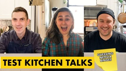 Every Show the Test Kitchen is Watching