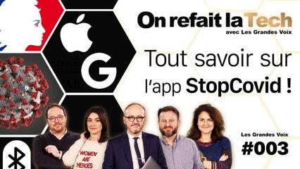 ORLT-003 :  Tout savoir sur l'app StopCovid !