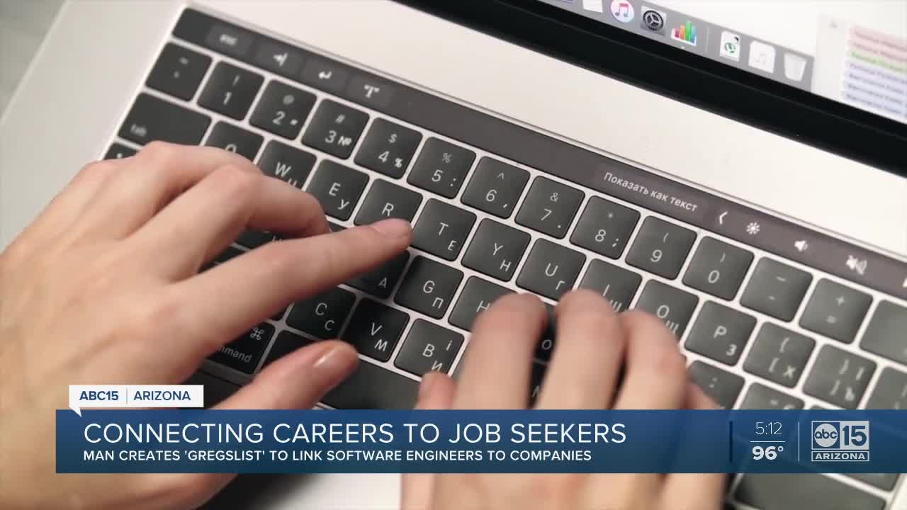 Gregslist helps people in the tech industry find local jobs