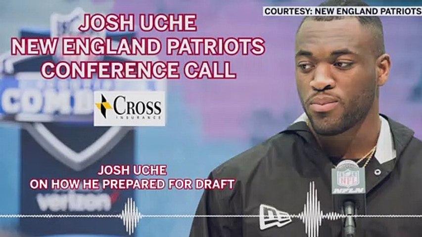 Patriots Draft Pick Josh Uche Describes How 'Madden' Helped Him Prepare For Draft