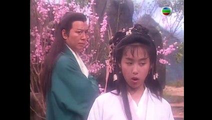 Anh Hùng Xạ Điêu 1994 FFVN tập 14   Trương Trí Lâm, Chu Ân