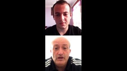 """Noureddine Ould Ali  : """"Comme toute nation, la Palestine peut espérer se qualifier"""""""""""