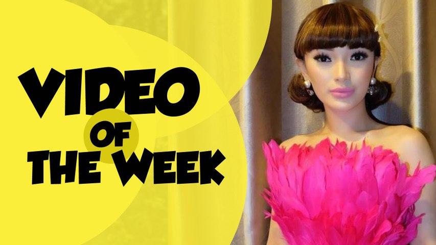 Video of the Week: Zaskia Gotik Menikah, Pengasuh Arsy Hermansyah Idap Tumor Rahim