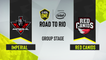 CSGO - RED Canids vs. Imperial Esports Gaming [Dust2] Map 1 - ESL One Road to Rio - Group Stage - SA