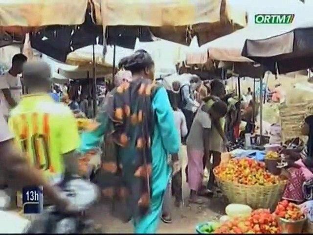 ORTM / Covid 19 - Ramadan - Hausse des prix