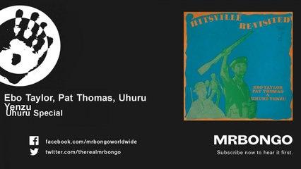 Ebo Taylor, Pat Thomas, Uhuru Yenzu - Uhuru Special