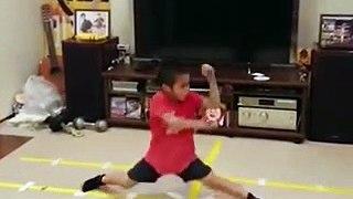 SUPER KID or Baby Bruce Lee- - Ryusei Imai - Muscle Madness_