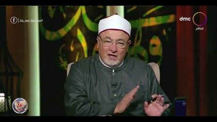 الشيخ خالد الجندي يشكر وزير الأوقاف- إنحاز للشعب في قرار قرآن المغرب والفجر