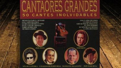 Cantaores Grandes - 50 cantes inolvidables