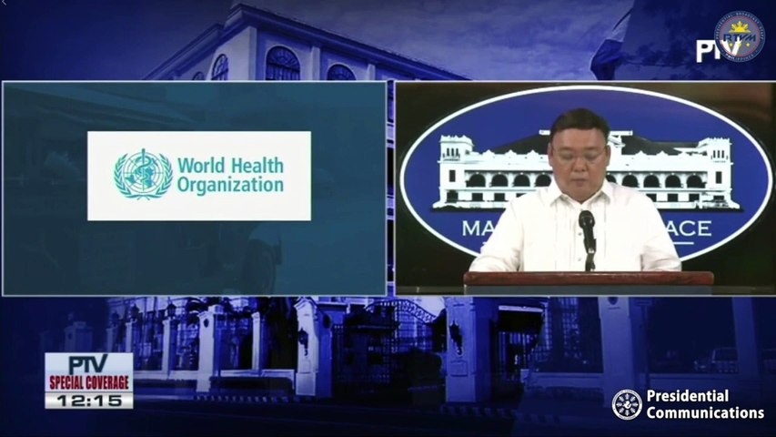 Roque: PH participating in clinical trials for coronavirus vaccine