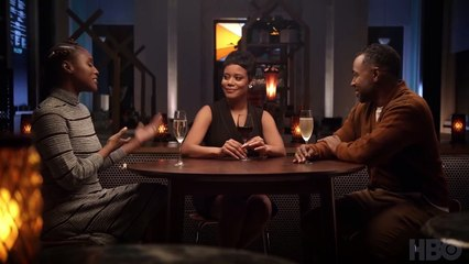 Insecure: 'Wine Down' with Issa Rae, Prentice Penny & Elmore | Inside The Episode (S4 E3) | HBO