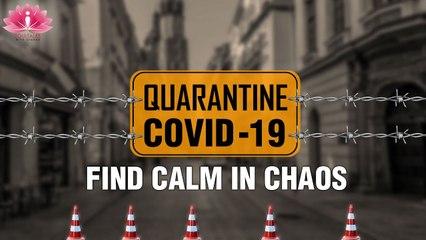 Quarantine: Find Calm in Chaos   Soultalks with Shubha   Lockdown Mental Health   Mind Body Soul