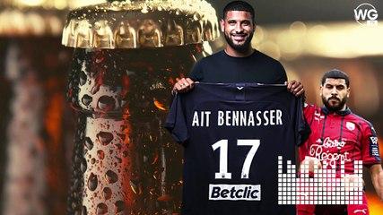 Pourquoi Youssef Aït-Bennasser n'a pas réussi aux Girondins ?