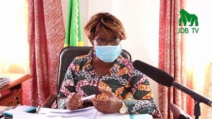 Dr SIMONE LOUBIENGA: Le virus (Covid-19) n'a pas besoin de visa, ni de passeport