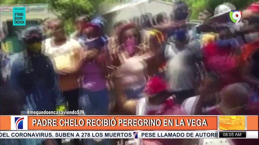 El Despertador - Escándalo en Puerto Plata por Peregrinación en tiempos de COVID-19