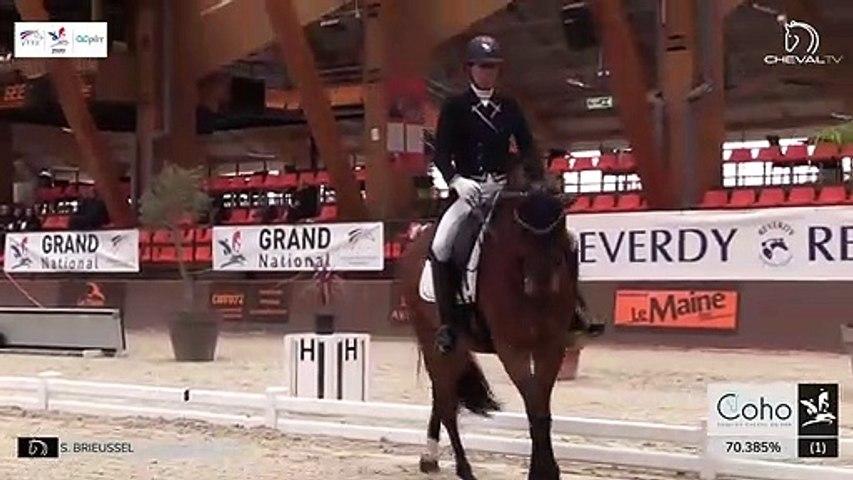 GN2020 | DR_01_LeMans | Pro Elite Grand Prix - Grand National | Stephanie BRIEUSSEL | AMORAK